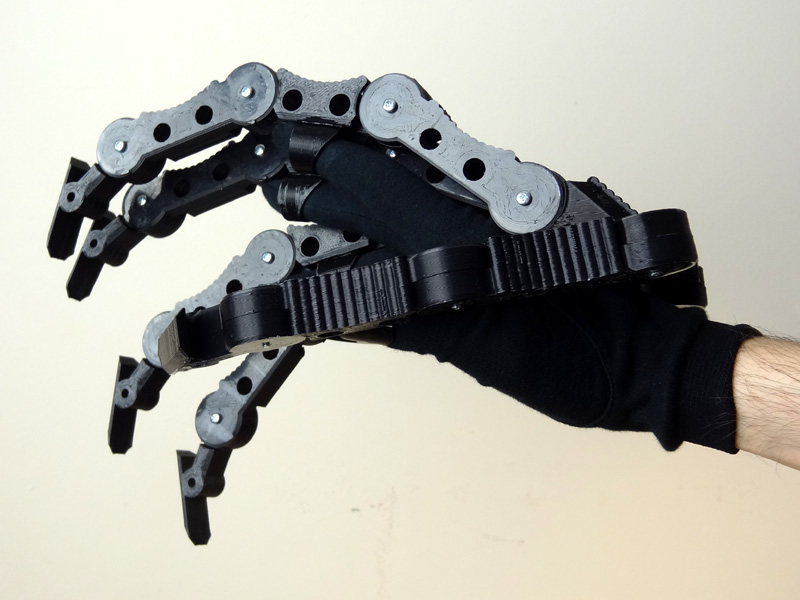 hand 3d printing side