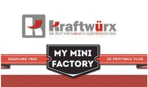 kraftwurx myminifactory 3d printing files