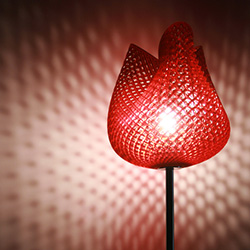 materialize 3d printed Tulip