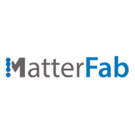 matterfab 3D metal printer logo