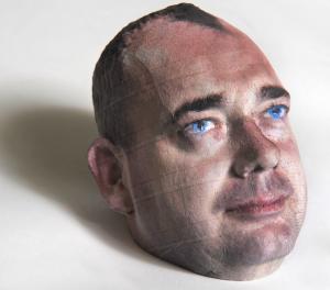 mcor 3D paper printing print