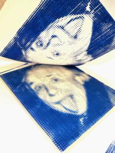 3d printed block paint plate full 3d printing industry