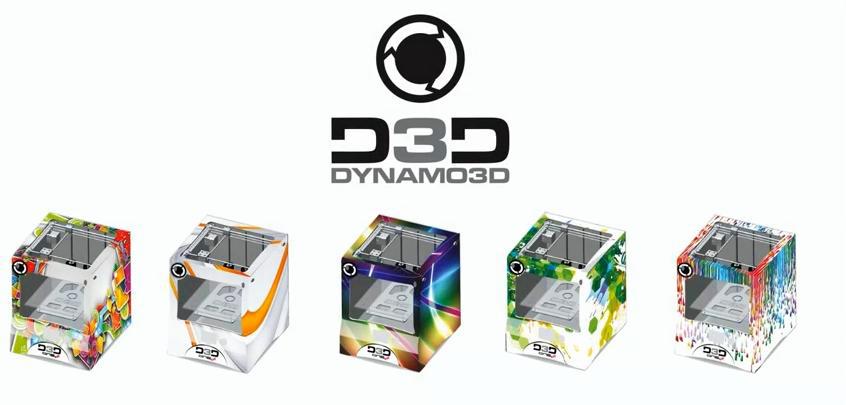 png D3D Evo 3D Printer 3D Printing Industry