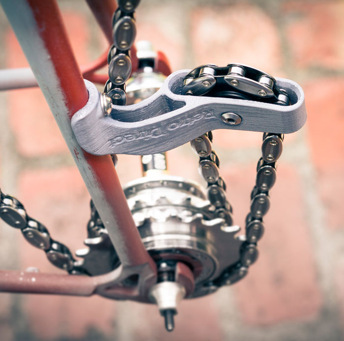 Bringing Back a Retro-Direct Drive for your Bike with 3D Printing
