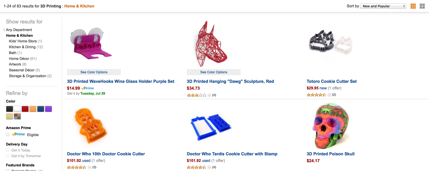 Amazon 3d Product Images
