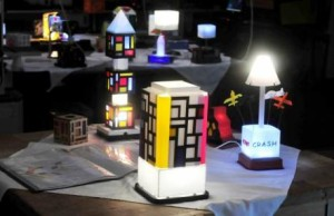 student lamps 3d printing