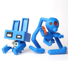 Trobok: A 3D Printed Toy Brand from the Future