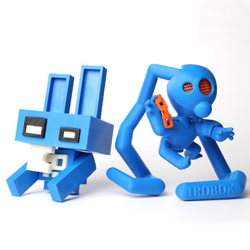 trobok 3D printed toys from the future feature image