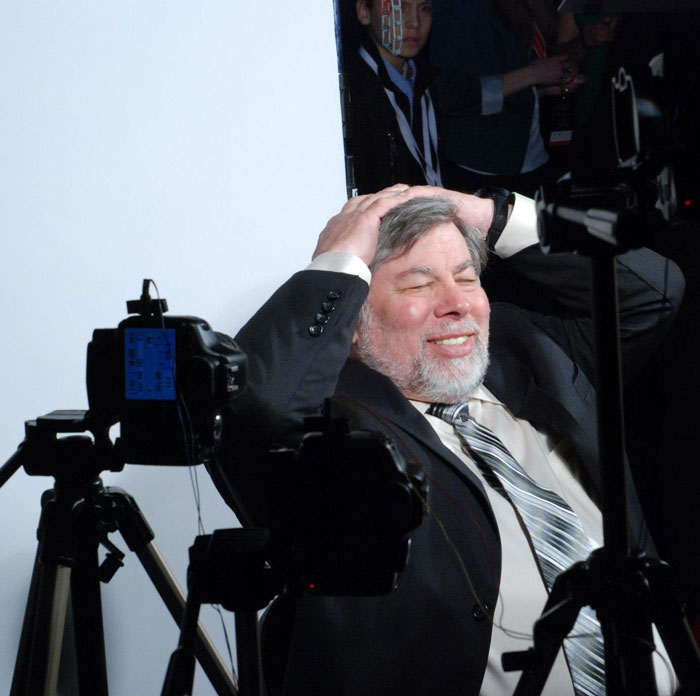 wozniak 3d scanning