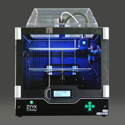 The Reviews Are In: Preet Jesrani Likes the ZYYX 3D Printer