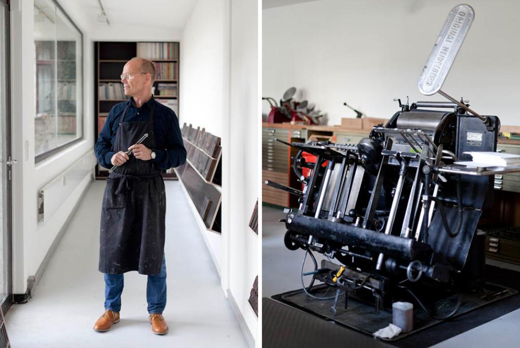 Erik Spiekermann 3d printing
