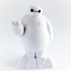 3D Print Your Own Baymax from Disney's Big Hero 6