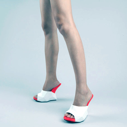 3D printed float shoes from 3D Systems and United Nude
