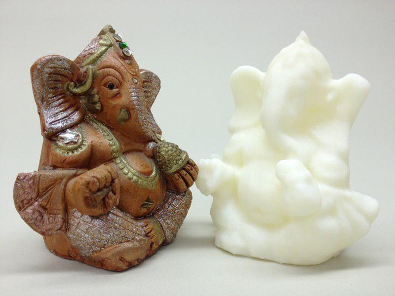 3D printed ganesh meshbomb