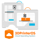 3DPrinterOS Officially Launches with Cloud 3D Printing, Apps, & More