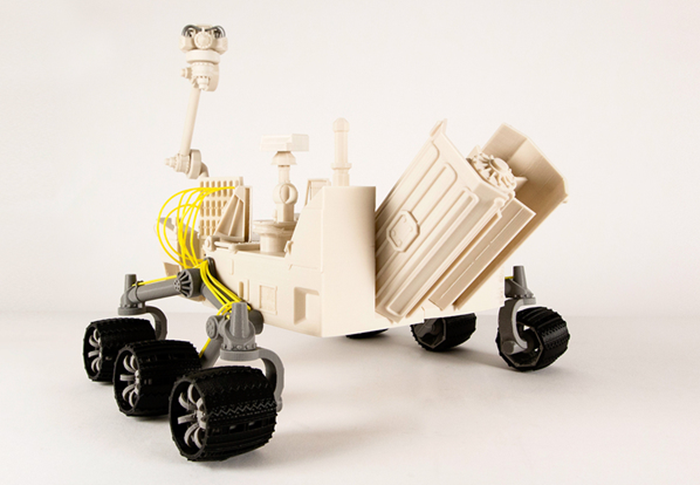 3d Print The Mars Rover 3d Printing Industry