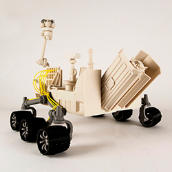 3d printed marsrover feature