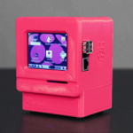 3d printed mini mac pi with raspberry pi