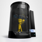 Blacksmith All-In-One 3D Printer and 3D Scanner is Live on Indiegogo