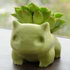 Pokemon Bulbasaur Look-Alike Planter Model Removed from Shapeways for Copyright Violation