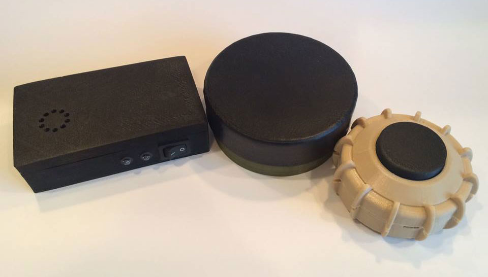 3d-printing eod life landmine
