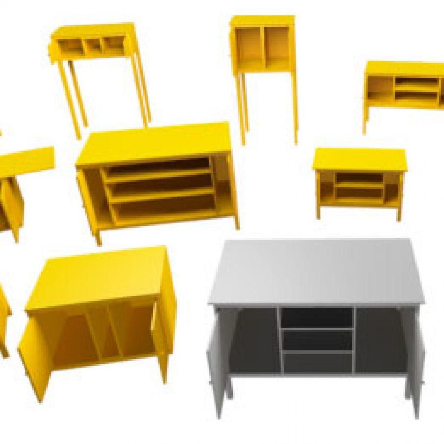 3d printing furniture MIT