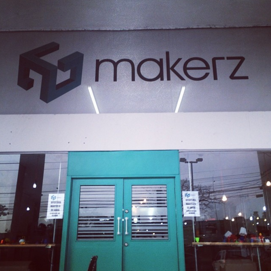 The Makerz 3D Printing Shop Opens