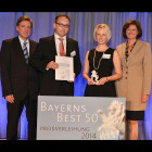 Concept Laser Confirms Above 40% Growth and Receives Bavarian Award