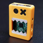 A 3D Printed Domo-Inspired Case for Raspberry Pi B+