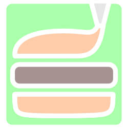 F3D 3D food printer logo