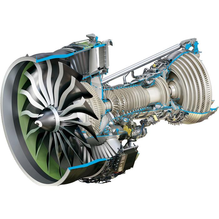 GE Turbine 3d printing