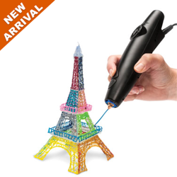 Hammacher Schlemmer sells 3Doodler and 3D Systems 3D printing products