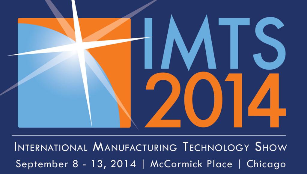 IMTS2014 3d printing