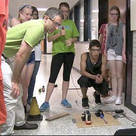 MakerBot Racers 3D Printing