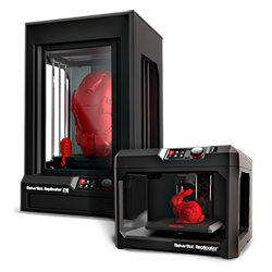 MakerBot discount on z18 and 5th gen 3D printers