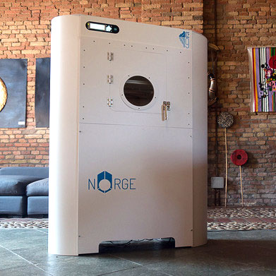 norge ice 3d printer