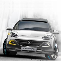 Opel Vauxhall Adam Rocks cars 3d printing industry