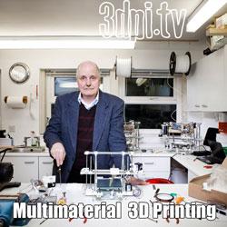 RepRapPro Multimaterial 3D Printing
