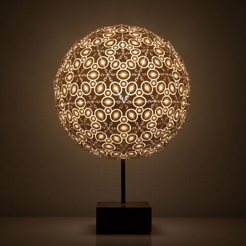 Robert Debbane 3D Printing Lighting
