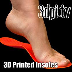 SOLS 3D Printed Insoles