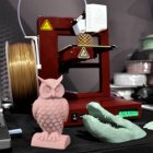 Afiniac eBook Details 3D Printing Projects of Afinia Users