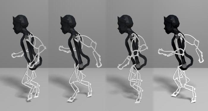 disney research 3D printed animatronics