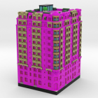 Ittyblox 3D Prints Your Simulated Cities On Shapeways