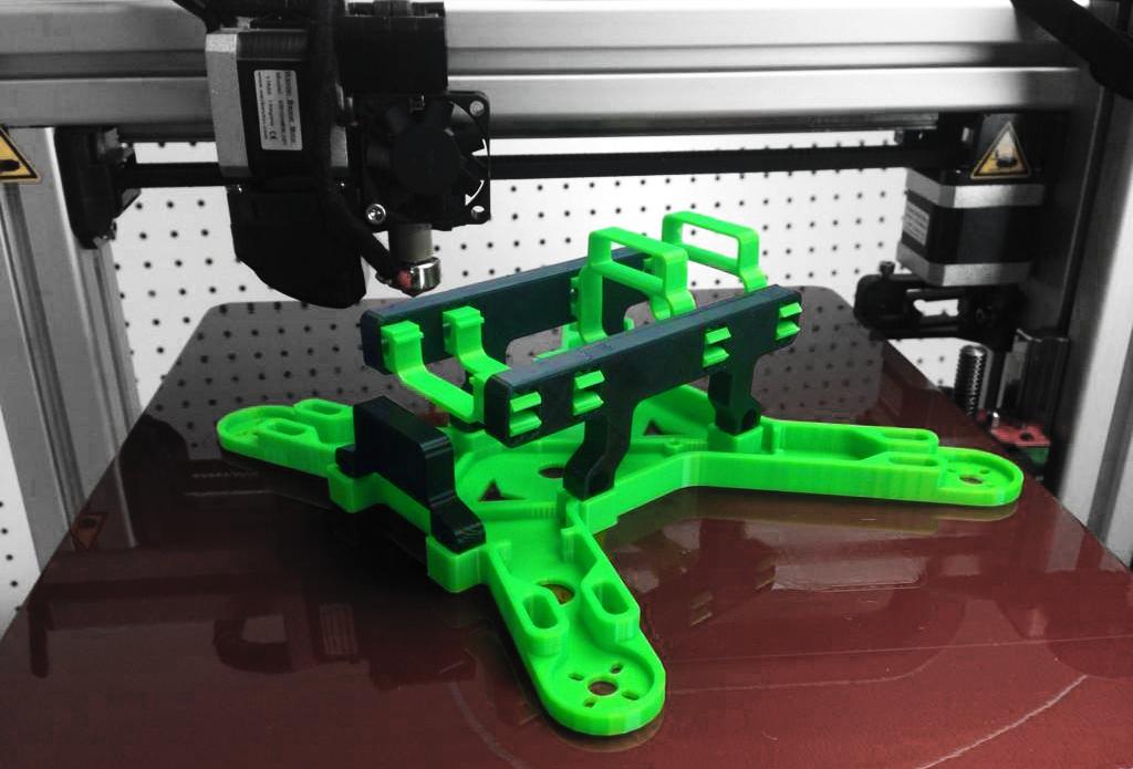 felix 3.0 3D printed example