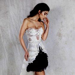 inbloom 3d printed dress 3d printing industry
