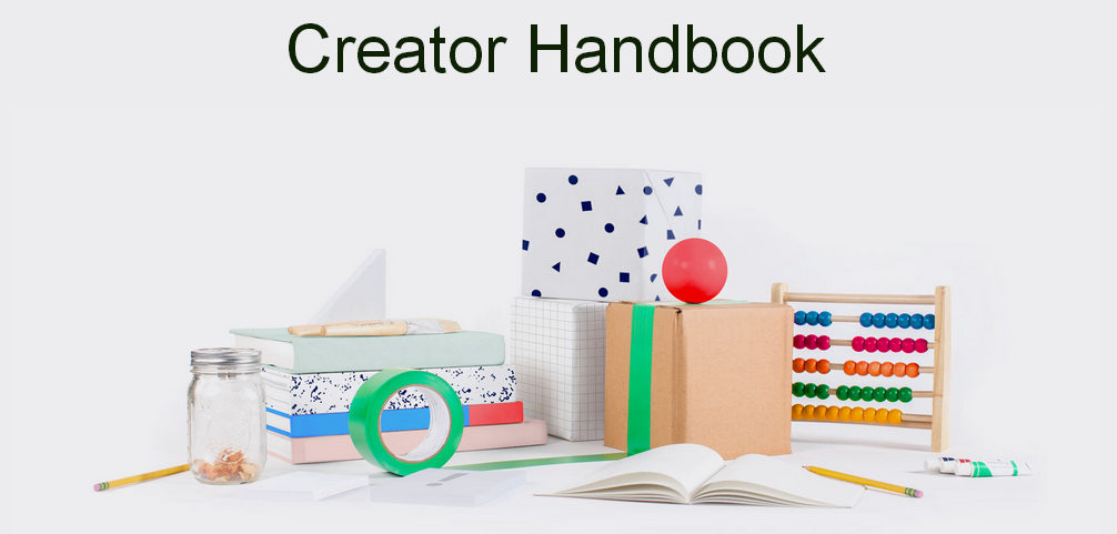 kickstarter creator handbook 3d printing