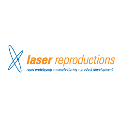 laser reproductions acquired by 3D systems