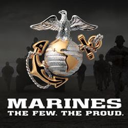 marines logo 3d printing industry