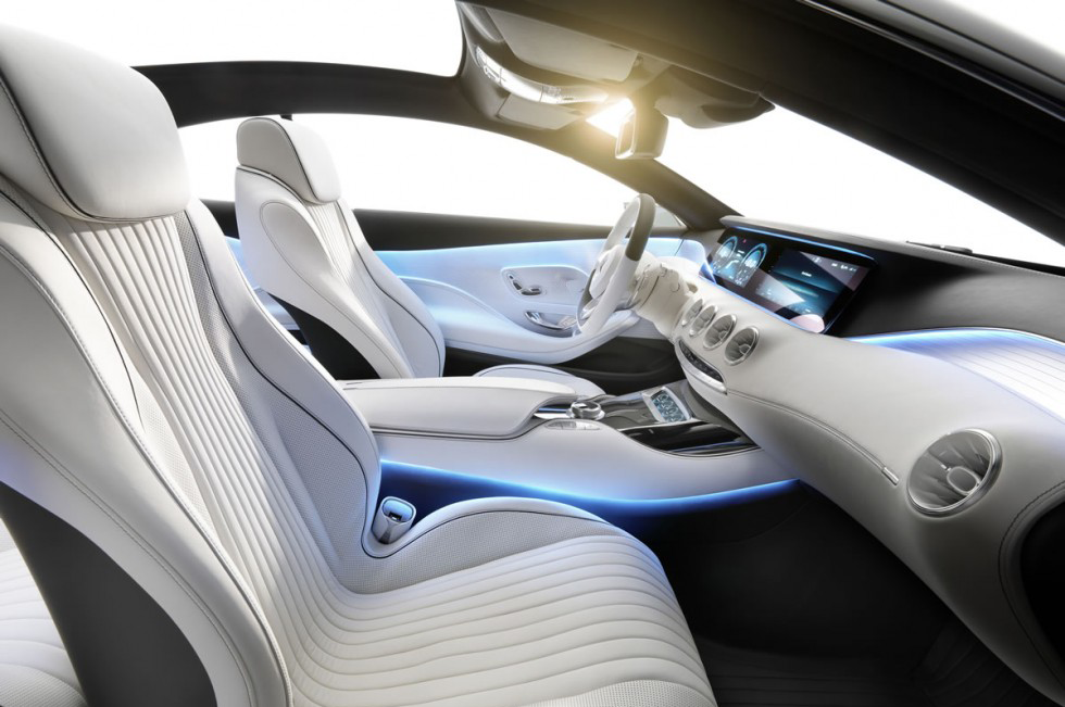 Mercedes s class could have 3dp parts 3d printing industry for Interior parts for mercedes benz