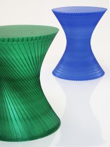 monoblock3s printed stool